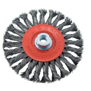 Forney Industries 72758 Wire Wheel Brush, 6""