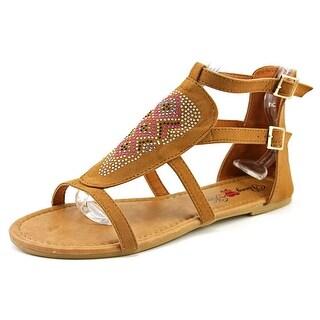 Penny Loves Kenny Sioux Women Open Toe Synthetic Gladiator Sandal