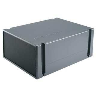 Poly-Planar Ms55 Compact Box Subwoofer Grey - MS55