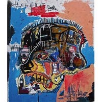 Untitled, 1981, Jean-Michel Basquiat