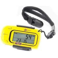 4x3razor Digital Pocket 3D Pedometer
