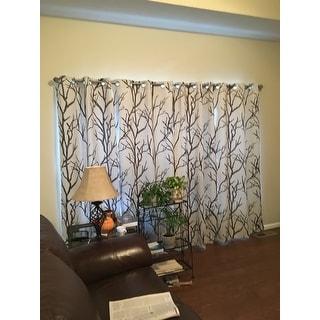 "Keyes Blackout Single Curtain Panel - 42"" x 84"""