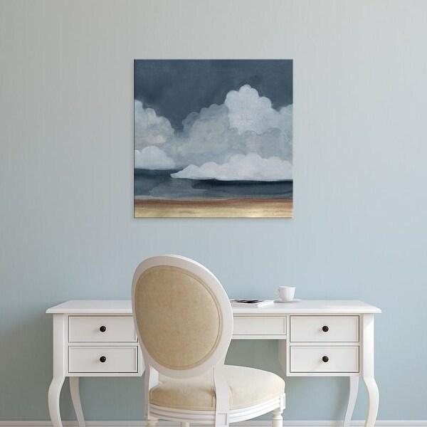 Easy Art Prints Emma Scarvey's 'Cloud Landscape IV' Premium Canvas Art