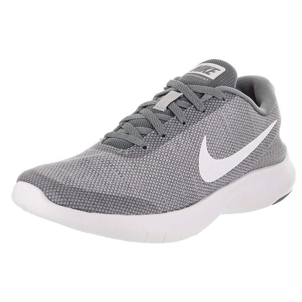 e92b41c9809ac Shop Nike Womens Wmns Flex Experience Rn 7 Wolf Grey White Cool Grey ...