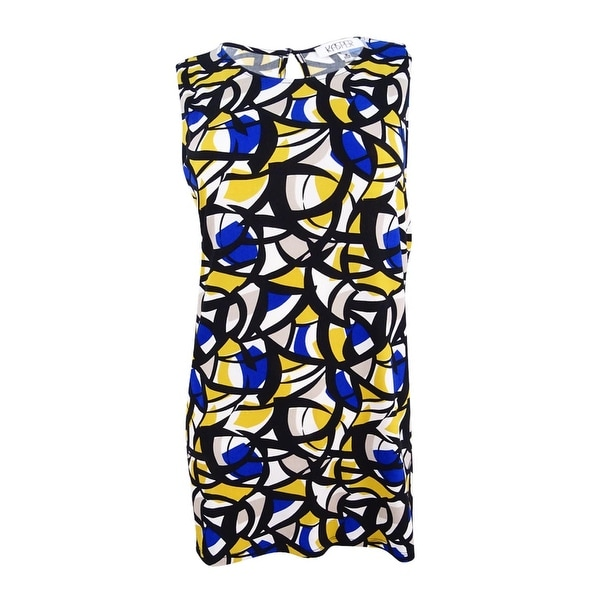 c26f5312e00 Shop Kasper Women s Plus Size Printed Tunic Top (2X