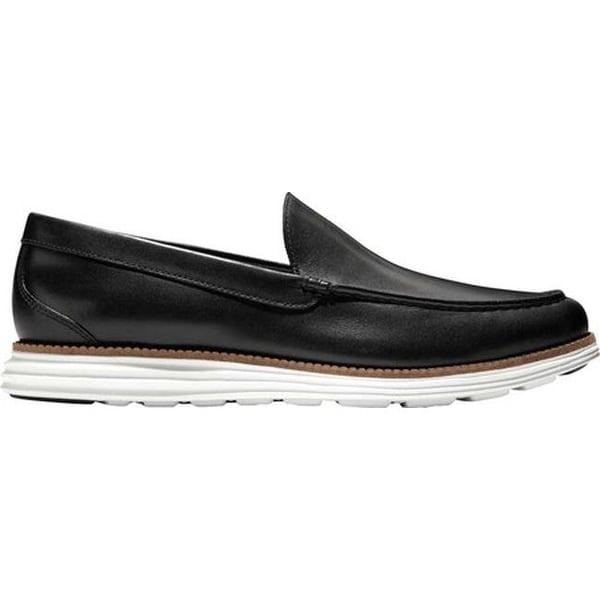cole haan original grand venetian loafer black