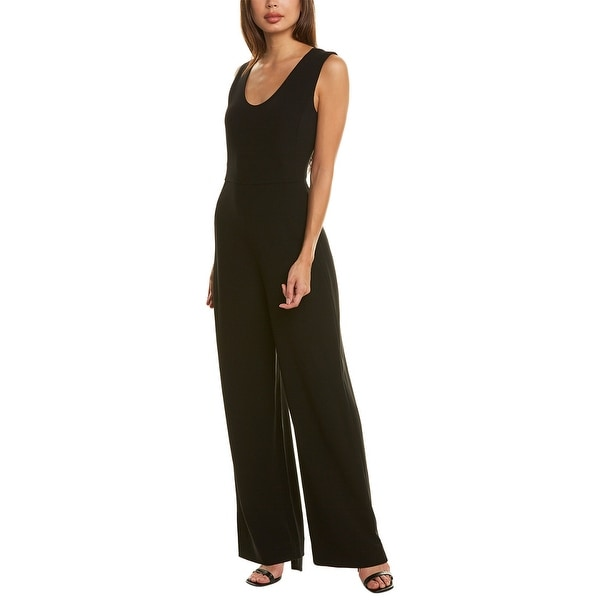 Theory Seamed Jumpsuit. Opens flyout.