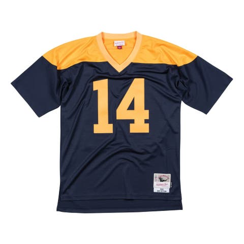 Green Bay Packers Don Hutson #14 Legacy Jersey, Navy