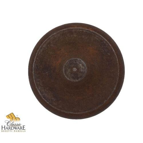 Bosetti Marella 101287 Vintage 1-7/16 Inch Diameter Mushroom Cabinet Knob
