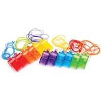 Sports Whistles - Party Favors 12/Pkg