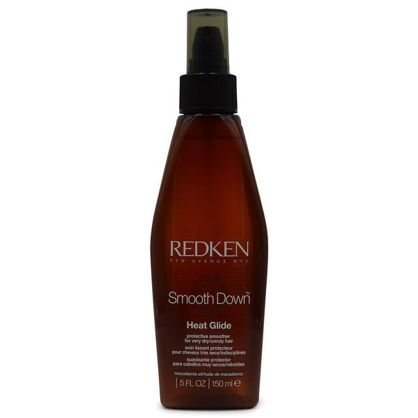 Redken Smooth Down Heat Glide Protective Smoother 5 fl Oz