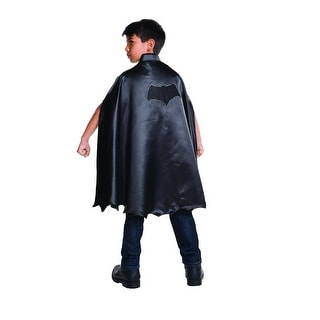 Dawn Of Justice Deluxe Batman Costume Cape Child One Size