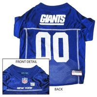 New York Giants Dog Jersey - Small