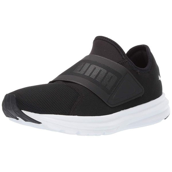 Shop PUMA Men's Enzo Strap Sneaker