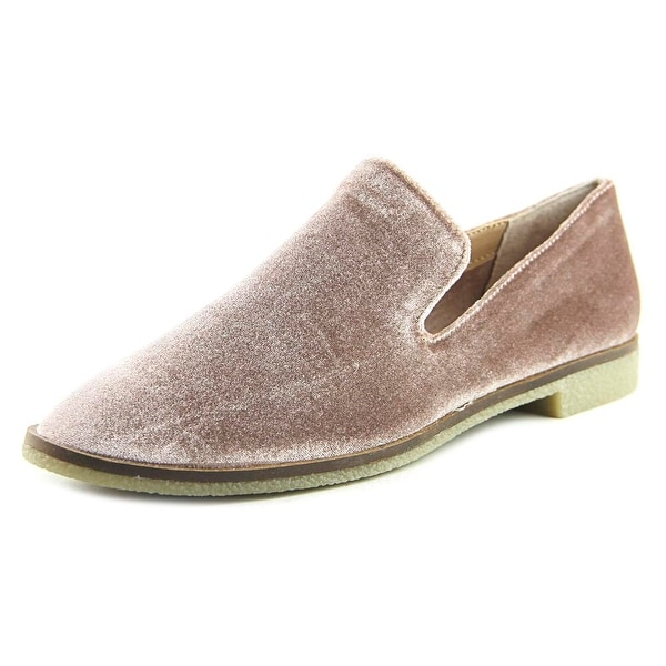 Dolce Vita Carla Women Round Toe Canvas Pink Loafer
