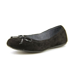 Softwalk Narina N/S Round Toe Suede Flats