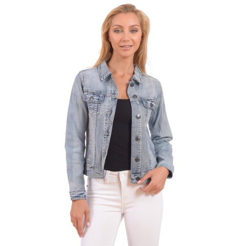 Lola Jeans Gabriella-DTB, The Classic Denim Jacket