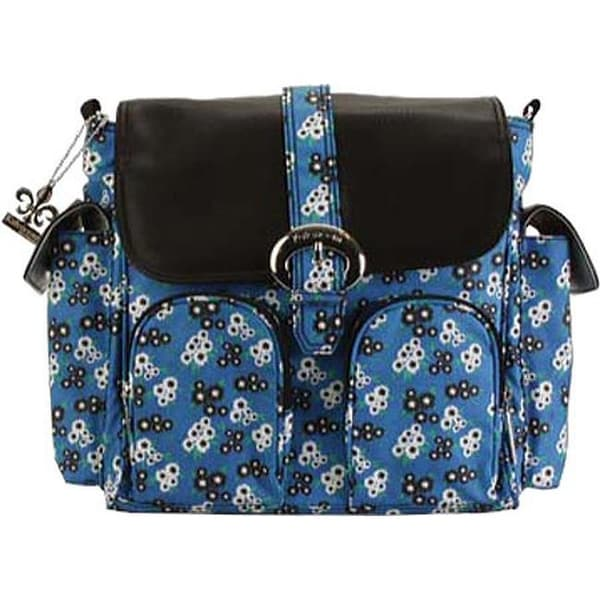 a4b305c3260 Shop Kalencom Women's Double Duty Diaper Bag Fantasia Floral - US Women's  One Size (Size None) - Free Shipping Today - Overstock - 17905748