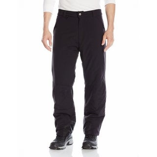 White Sierra NEW Black Mens Size Large L Toboggan Insulated Casual Pants