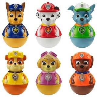 Paw Patrol(TM) Weebles Wobble Toys (Set of 6)