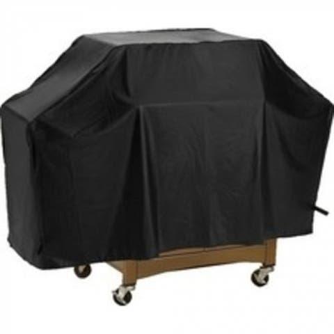 """Mintcraft BC-SB073L Grill Cover, 59"""" X 20"""" X 34"""", Black"""