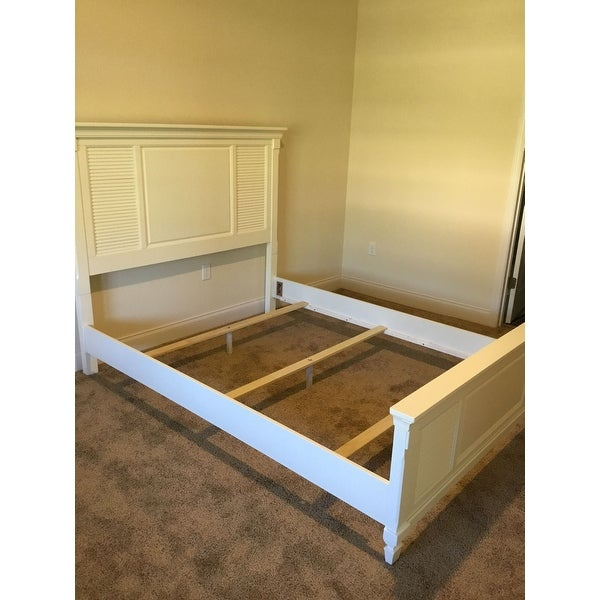 Top Product Reviews For Gracewood Hollow Elmore Shutter Panel Bed 20616465 Overstock