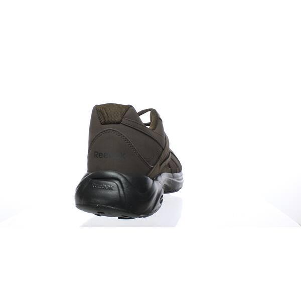 e43ff5f76f Shop Reebok Mens Walk Ultra Iv Dmx Max Rg Brown Walking Shoes Size ...