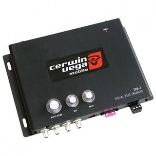 Cerwin-Vega Mobile CERCVM2 Bass Maximizer Processor