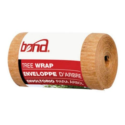 "Bond 350 Tree Wrap, 6.33"" X 5"" X 14.73"", Tan"