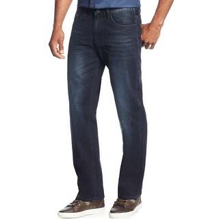 Sean John Hamilton Classic Relaxed Fit Indigo Blue Jeans 32 x 32