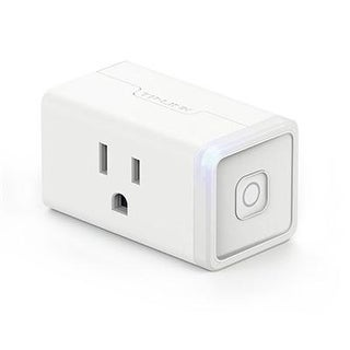 Tp-Link Smart Plug Mini (2-Pack), No Hub Required, Wi-Fi, Works With Alexa And Google Assistant, Control Your Devices Fr