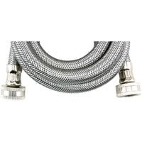 Certified Appliance Wm72Ss Braided Stainless Steel Washing Machine Hose (6Ft)