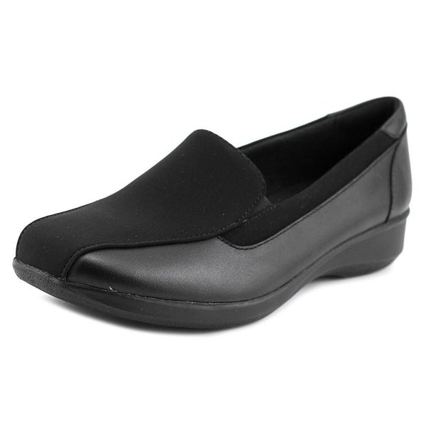 Clarks Narrative Gael Castor Bicycle Toe Leather Loafer