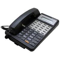 Refurbished Panasonic KX-T7030B Hybrid System Corded Telephone Wall Mountable LCD Display