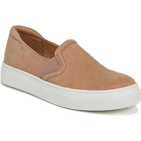 Slip On Sneaker Cookie Dough Leather