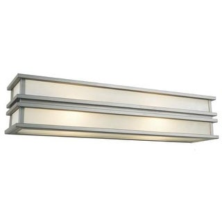 Artcraft Lighting SC13005 Gatsby 3 Light Wall Sconce - brushed stainless steel