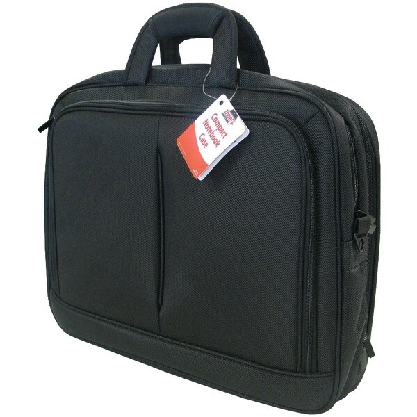 "Travel Solutions 23004 Top-Loading Notebook Bag (15.4"")"