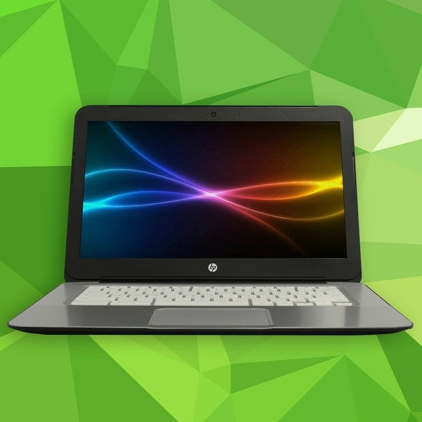 HP Chromebook J2L41UA Laptop Intel Celeron 4GB RAM 16GB SSD Chrome Grade B. Opens flyout.