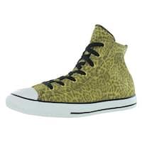 Converse Chuck Taylor All Star Hi Gradeschool Girl's Shoes