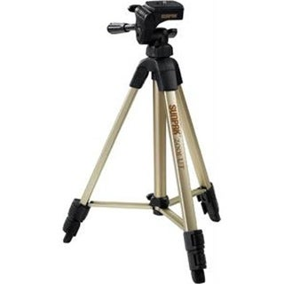 TRIPOD with 3-WAY PANHEAD FOLDED HEIGHT: 18.5 EXTENDED HEIGHT: 4