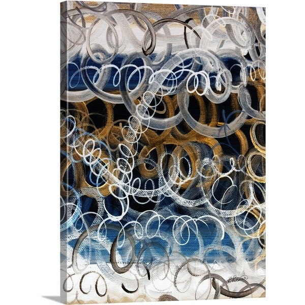 """""""Curly One"""" Canvas Wall Art"""