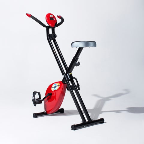 MOAHROBOT Moving Rider MRX-100, Interactive Exercise Bicycle, Play Games and Travel while Working Out