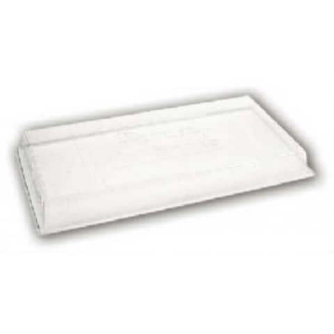 """Plantation Products TDOME Clear Plastic Gro Dome, 11"""" x 22"""""""