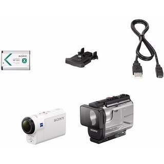 Sony HDR-AS300 HD Action Cam with Balanced Optical SteadyShot