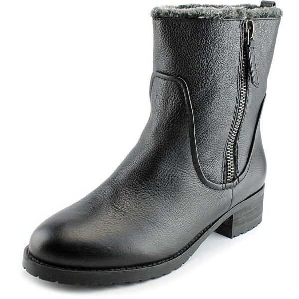 Steven Steve Madden Cozy Women Round Toe Leather Winter Boot