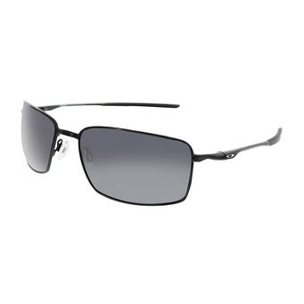 Oakley Square Wire OO4075-01 Sunglasses - Black