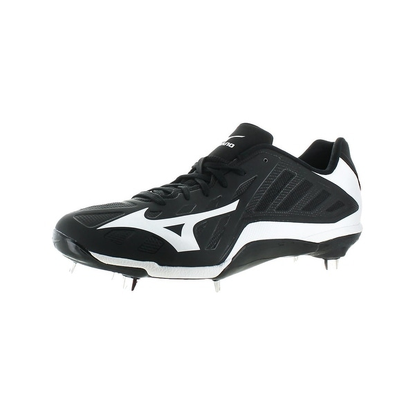 Mizuno Mens Mizuno Heist IQ Cleats Baseball Mesh - 11.5 medium (d)