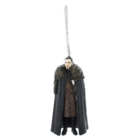 "Game of Thrones Jon Snow 5"" Holiday Ornament"