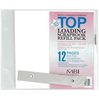 """MBI Page Protectors 6""""X6"""" 6/Pkg-"""