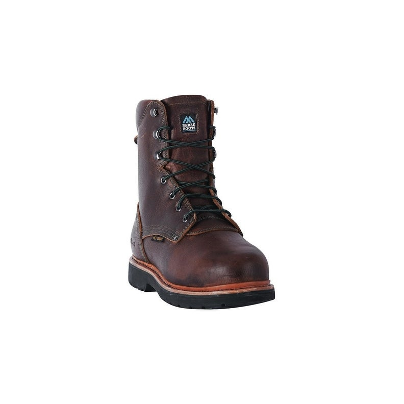 McRae Industrial Work Boots Mens 8